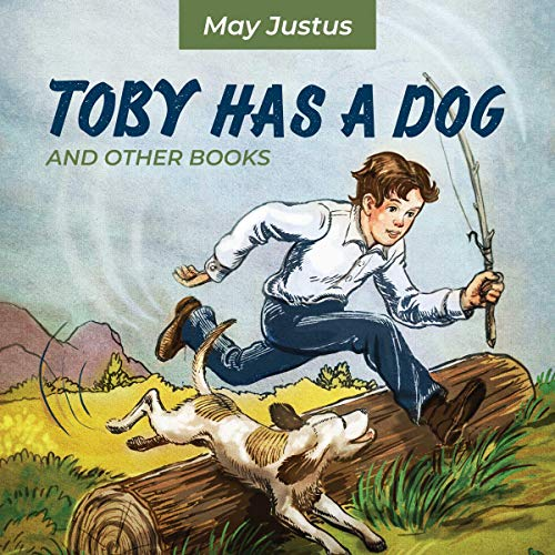 Toby Has a Dog and Other Books audiobook cover art