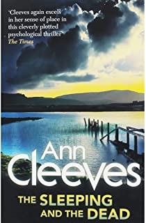 Ann Cleeves The Sleeping and the Dead