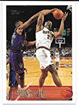 LaPhonso Ellis 1996-97 Topps Denver Nuggets Card #203