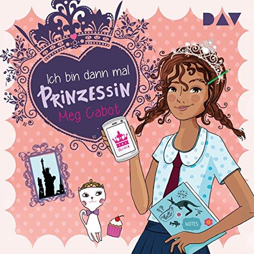 Ich bin dann mal Prinzessin 1 cover art