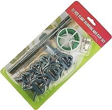 Pro Bamboo Kitchen 1set 31pcs Plastic Binding Tape Plant Clip Kit Garden Plants Grafting Clip