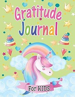 Gratitude Journal For Kids: Magical Unicorn Gratitude Journal Grateful to grow personal for Kids Self exploration, journal...