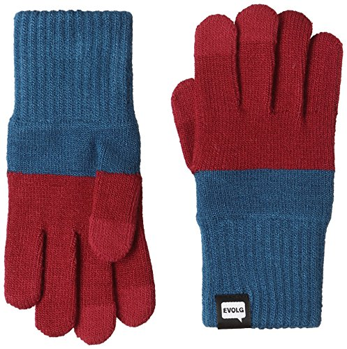 TRI-CO2 Evolg Touch Screen Gloves Knit One Size Fits All