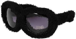 Chapeau de style trilby paillet/é avec LED clignotant TH-40 noir paillettes accessoire deguisement f/ête soir/ée /à th/ème disco ambiance sp/éctacle homme femme jeune moderne noir