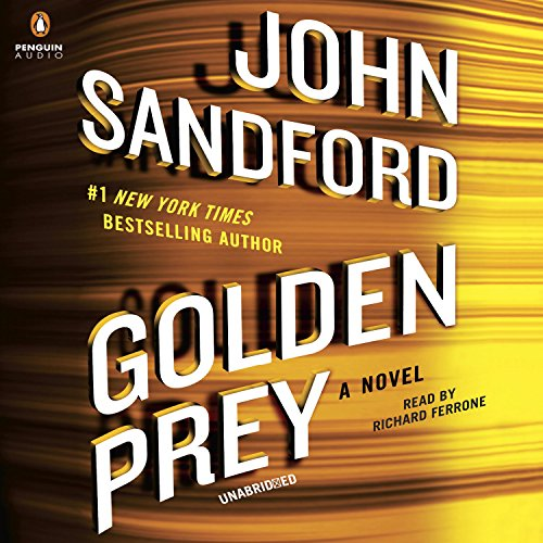 Couverture de Golden Prey
