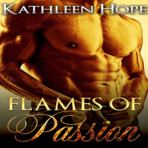 Flames of Passion audiobook cover art