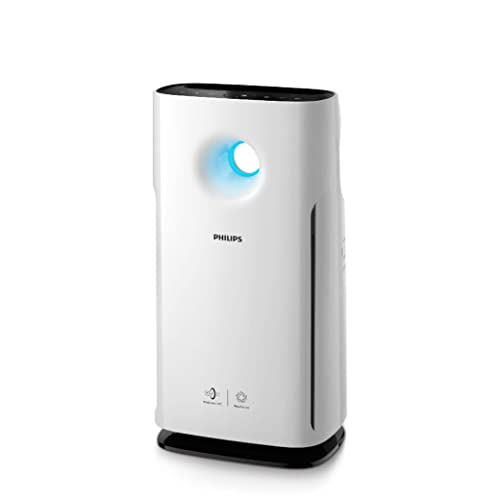 Philips AC3256/20, removes 99.97% airborne pollutants with numerical PM2.5 display, ideal for living room