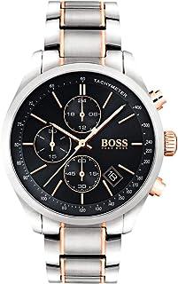 Hugo Boss Men's Chronograph Quartz Watch with Stainless Steel Bracelet – 1513473