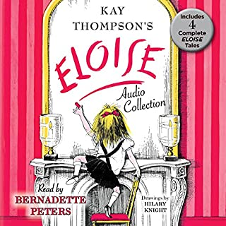 The Eloise Audio Collection cover art
