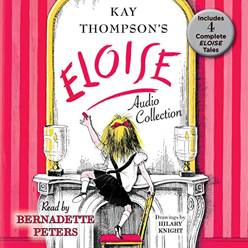 The Eloise Audio Collection audiobook cover art