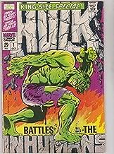 hulk battles the inhumans
