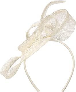 Seeberger Tocado Matera Sinamay Sombrero de Mujer ocasi/ón Especial