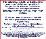 Anhänger fürs Halsband Knochen mit Motiv-Sonderzeichen. Viele Farben & Schriftarten personalisiert m. Name, Tel. … - 2