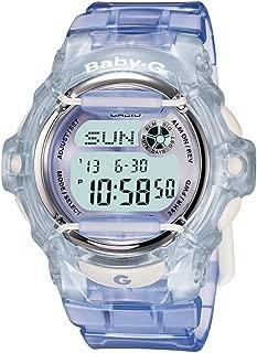 Casio Baby-G BG-169R-6 Transparent Lilac Women's Digital Sports Watch