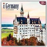 Germany 2016 - Deutschland - 18-Monatskalender mit freier TravelDays-App: Original BrownTrout-Kalender [Mehrsprachig] [Kalender] (Wall-Kalender)