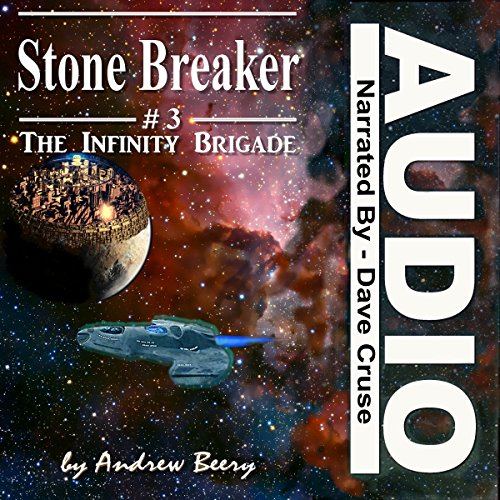 Stone Breaker audiobook cover art