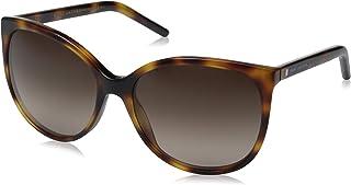 نظارات شمسية مارك جايكوبز للنساء 79/S J6 05L، بُني (هافانا/بُني)، 56