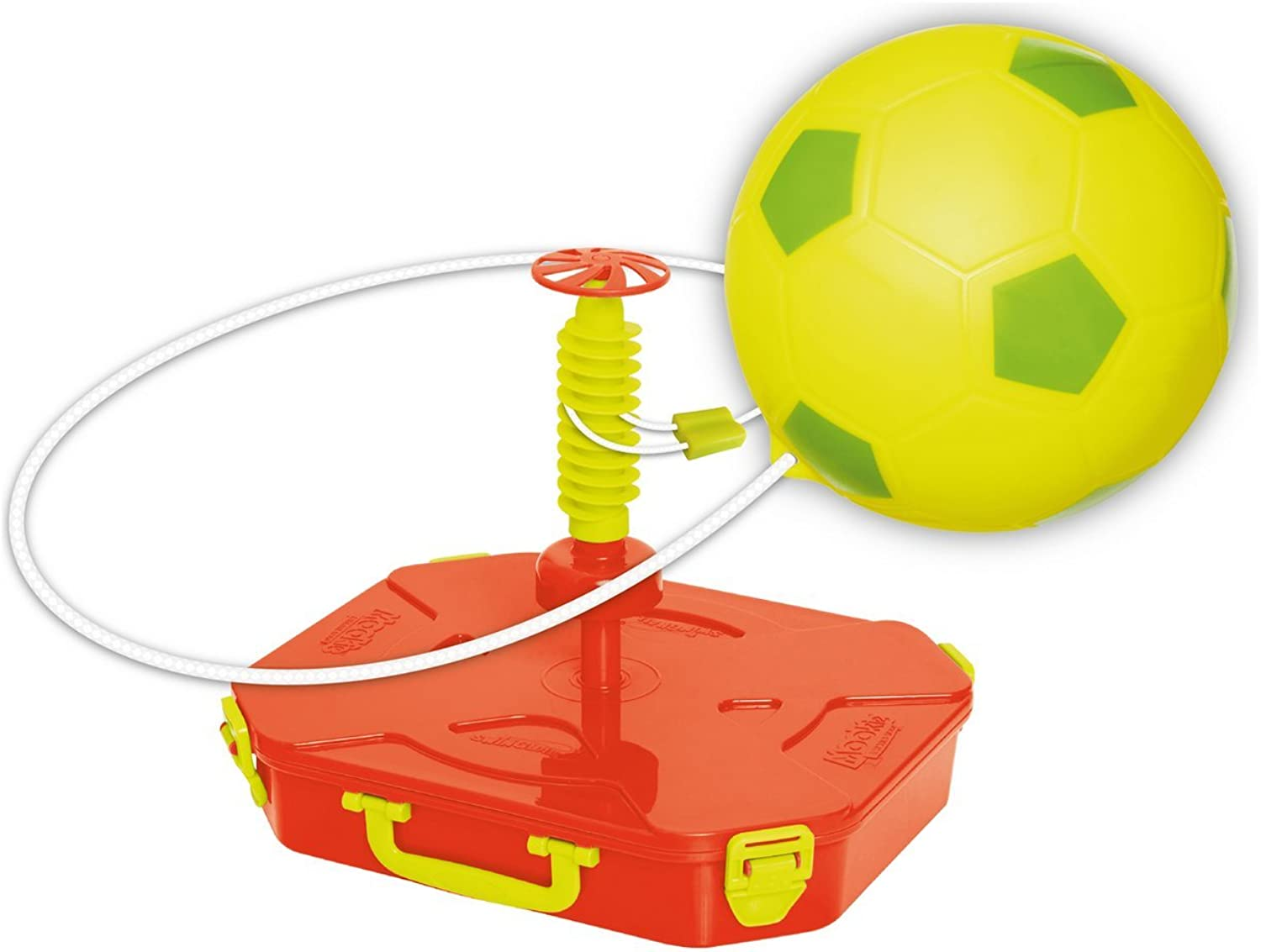 Practice Your Saving, Shooting And General My First 4 Ball All Surface Football.