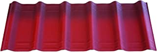 ONDUVILLA PS753 Shingle-10 Pack, Classic Red, 10 Piece