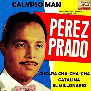 """Vintage Cuba Nº 64 - EPs Collectors, """"Calypso Man"""""""
