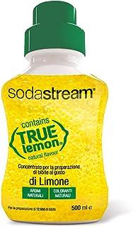SODASTREAM – SODASTREAM Concentré 500 ml – Saveur Citron original – SODASTREAM – FDS-014540
