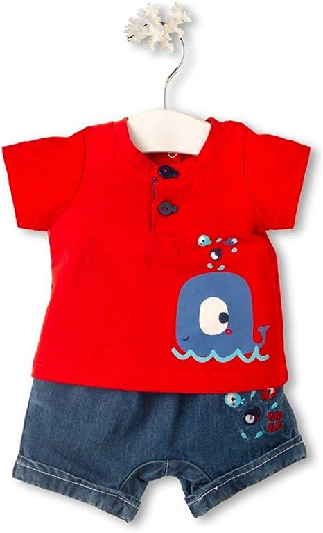 Tuc Tuc Fishes, Conjunto de ropa para Bebés: Amazon.es: Ropa