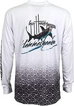 Guy Harvey Men's Hammerhead Pro UVX Long Sleeve Performance Shirt