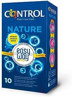 Control Nature Easy Way Preservativos - Pack de 10 preservativos
