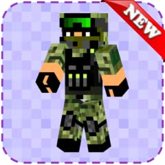 "Interactive Virtual 3D Skin preview View your skins from many different angles with 3D Touch interaction Download skin to gallery (""Camouflage Skins for Minecraft"" folder) Apply skin to Minecraft PE More than 425 skins"