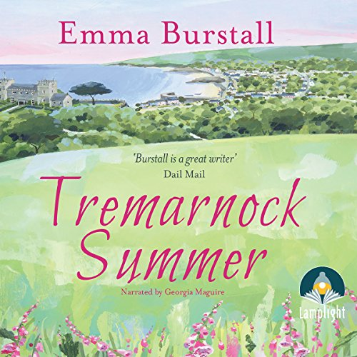 Tremarnock Summer audiobook cover art