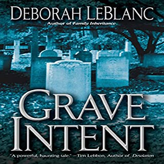 Grave Intent audiobook cover art