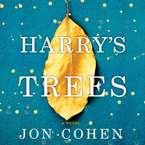 Harry's Trees audiobook cover art