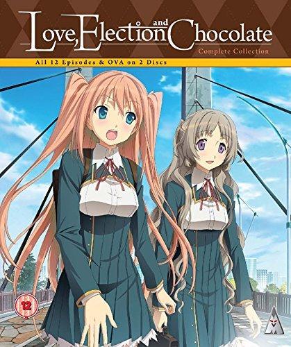 Love . Election And Chocolate: Collection [Edizione: Regno Unito] [Blu-ray] [Import anglais]