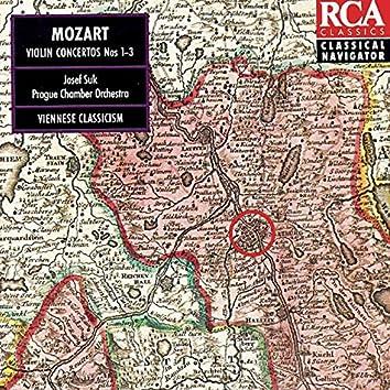 Mozart: Violin Concertos Vol. 1 - Classical Navigator