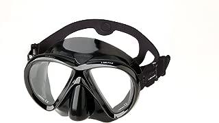 prescription dive mask with purge valve