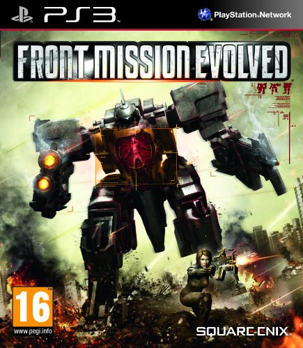 Preisvergleich Produktbild Front Mission Evolved [UK Import]