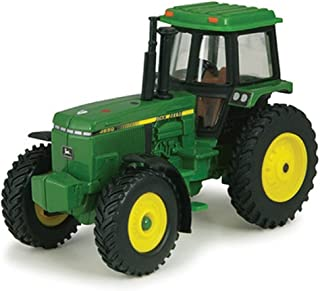 John Deere ERTL 1/64 Vintage Tractor with Cab Collect N Play