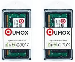 QUMOX Memoria para ordenador 2 x 2 GB 4 GB DDR2 667 MHz PC2 – 5300 PC2 – 5400 (200 pin) SODIMM