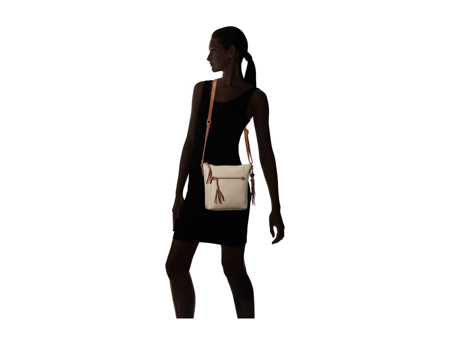 Sak Dove Ashland Sak Crossbody The Ashland The Crossbody Dove Rxzw6Tz45q