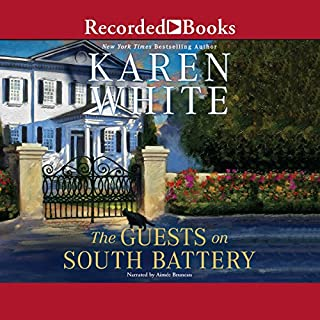 The Guests on South Battery audiobook cover art