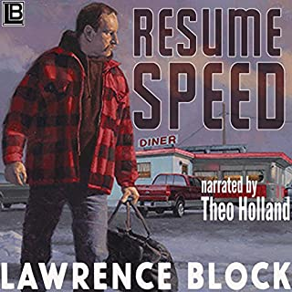 Resume Speed cover art