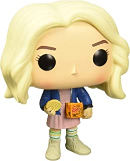 Funko POP! TV Stranger Things Eleven in Wig w/ Eggos Chase Variant Vinyl Figure