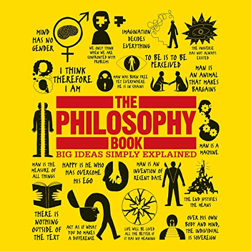 The Philosophy Book audiobook cover art