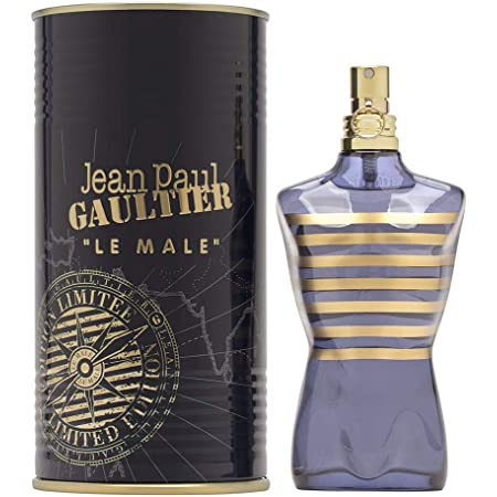 Jean Paul Gaultier Le Male Eau De Toilette Spray (Capitaine Collector Edition) 125ml/4oz