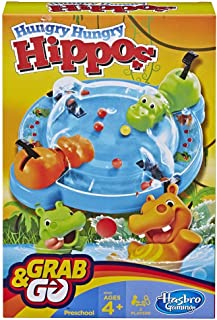 Hasbro Hungry Hippo Grab and Go Game