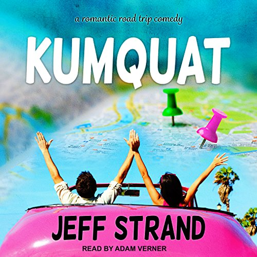 Kumquat audiobook cover art