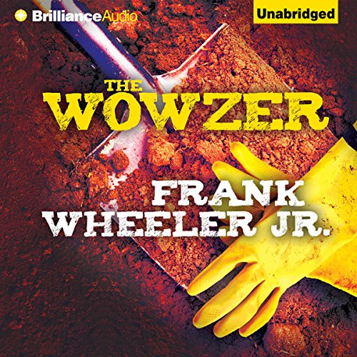 The Wowzer audiobook cover art