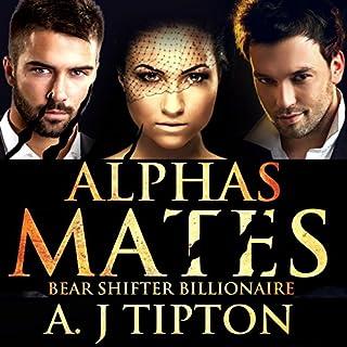 Alpha's Mates audiobook cover art