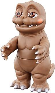 Bandai Movie Monster Series Minilla (Monster Doll Theatre Godziban) (Kaiju Monster Puppet Show Gojiban) Soft Vinyl Figure