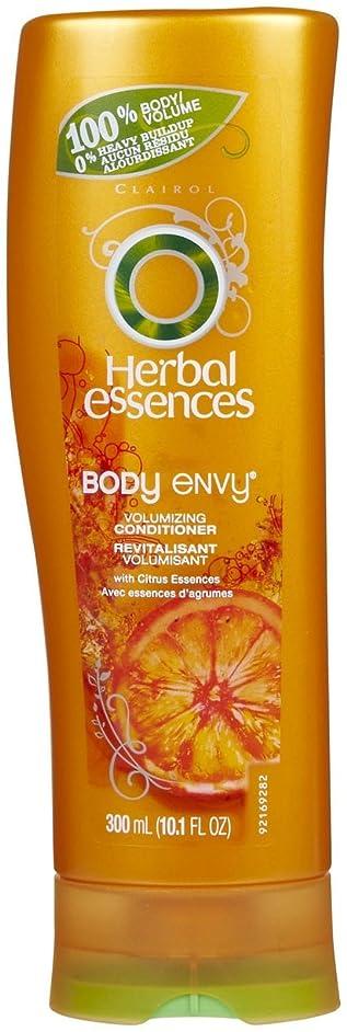 財産濃度文明化するHERBAL ESSNC COND BODY ENVY 10.17 OZ by Herbal Essences